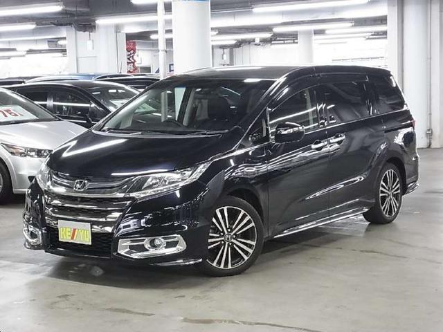 ホンダ アブソルート・EX 衝突軽減ブレーキ マルチビューカメラ