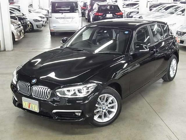 BMW 118d スタイル 登録済み未使用車 クルコン