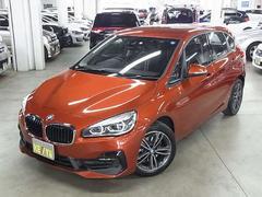 BMW218dアクティブツアラー スポーツ コンフォートパッケージ