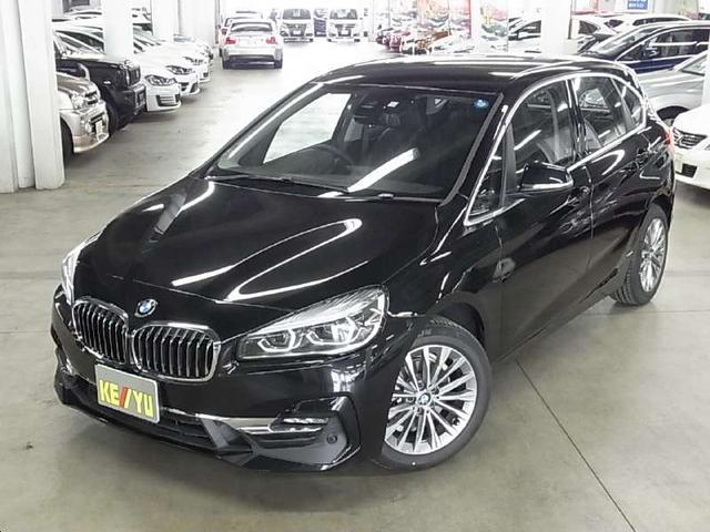 BMW 218dアクティブツアラー ラグジュアリー黒革コンフォート