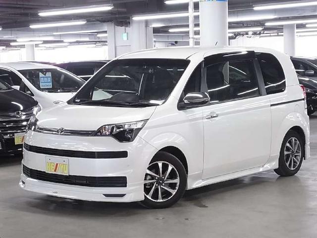 トヨタ Fクイーン モデリスタエアロ SDナビ パワースライドドア