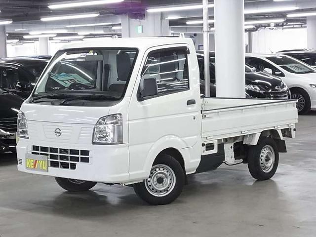 日産 NT100クリッパートラック DX 4WD オートマ 三方開...