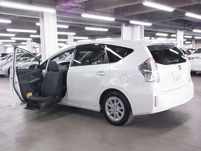 トヨタ S ウェルキャブ車 助手席リフトアップシート車 Aタイプ