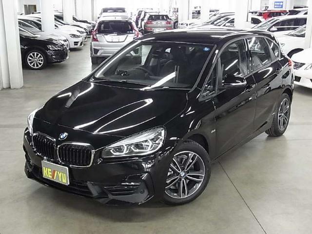 BMW 218dアクティブツアラー スポーツ ACC・HUD付