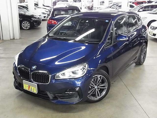 BMW 218dアクティブツアラー スポーツ ACC・HUD