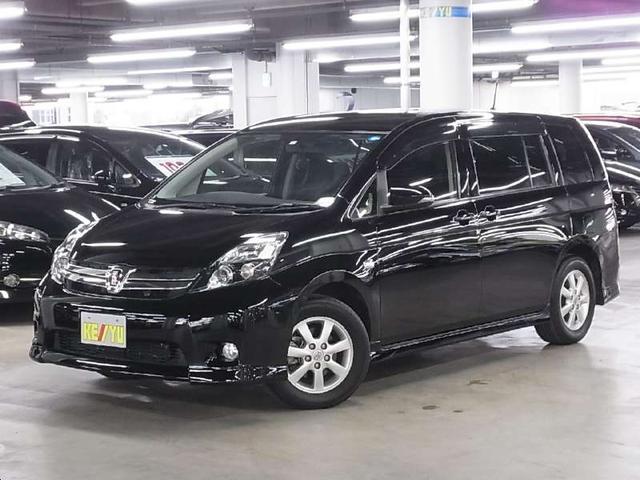 トヨタ プラタナ 純正HDDナビ パワースライドドア スマートキー
