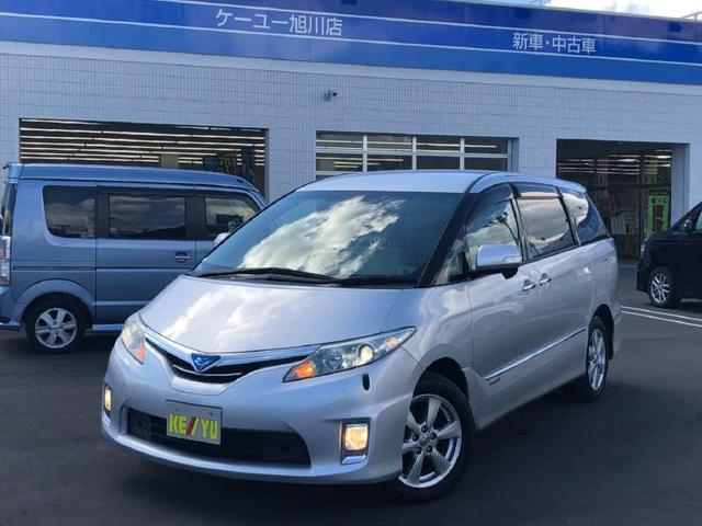 トヨタ X 4WD 8人 SDナビ クルーズコントロール ETC