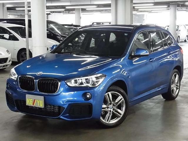 BMW xDrive 18d Mスポーツ コンフォート 4WD