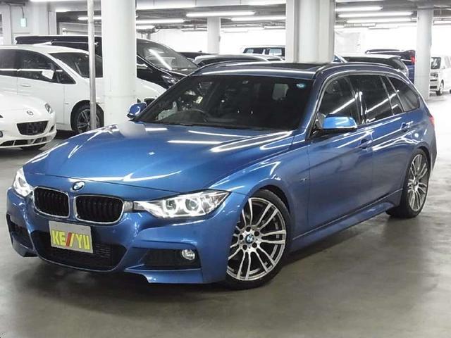 BMW 320dブルーパフォーマンス ツーリング Mスポーツ SR革