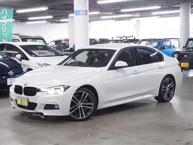 BMW 320d Mスポーツ エディションシャドー 黒革 ACC