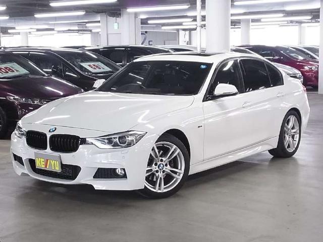 BMW 320i Mスポーツ サンルーフ ハーマンカードン