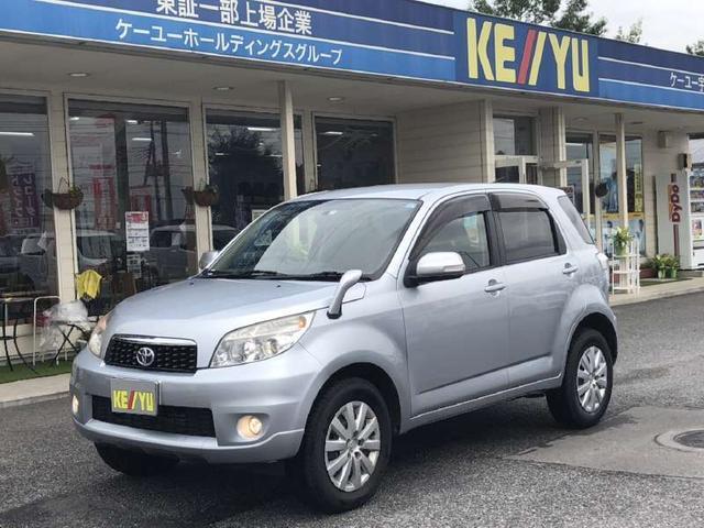 トヨタ 1.5X 4WD ワンセグ CD DVD再生 背面タイヤ