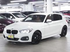 BMW118i Mスポーツ エディションシャドー 茶革 ACC