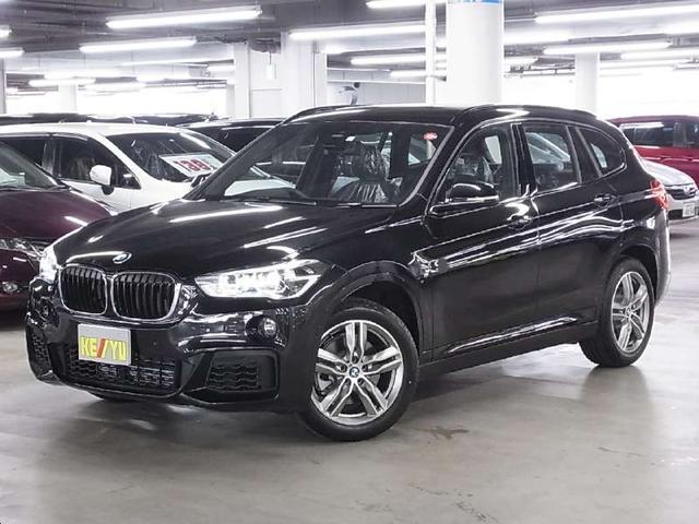 BMW xDrive 20i Mスポーツ 4WD ACC付