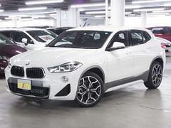 BMW X2sDrive 18i MスポーツX 登録済み未使用車