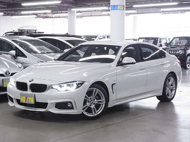 BMW 420I グランクーペ Mスポーツ