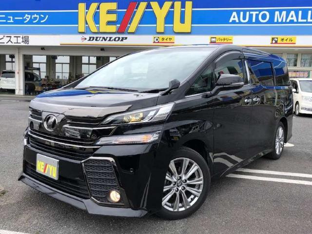 トヨタ Z Aエディション GOLDEN EYES 2WD