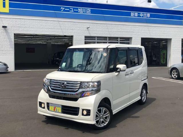 ホンダ カスタムG Lパッケージ 4WD 純正地デジメモリーナビ