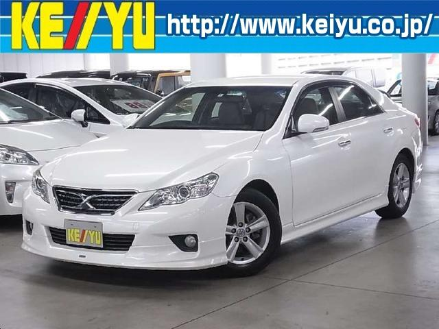 Photo of TOYOTA MARK X 250G RELAX SELECTION / used TOYOTA