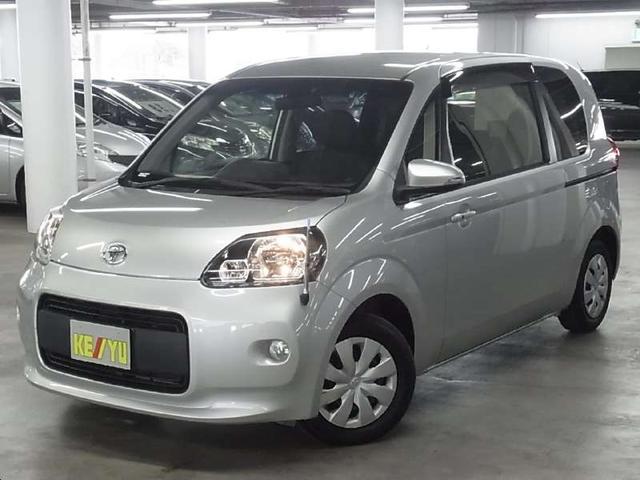 トヨタ 1.3X 純正SDナビ ワンセグTV パワースライドドア