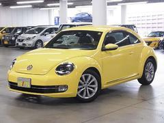 VW ザ・ビートルデザインレザーパッケージ 黒革 ヒーター メモリーナビ