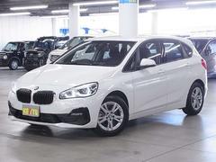 BMW218dアクティブツアラー パーキングサポートP