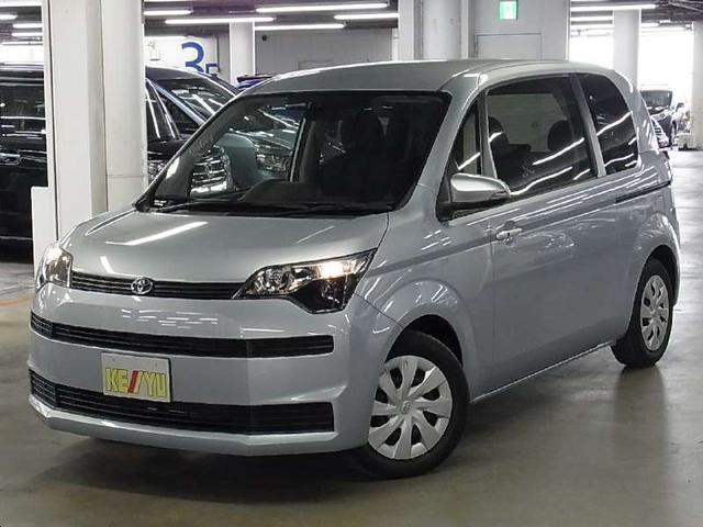 トヨタ 1.5F スマートエントリーパッケージ SDナビ 電動ドア