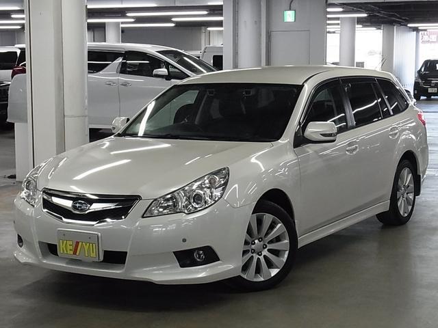 スバル 2.5iアイサイト 4WD 電動黒革シート ACC