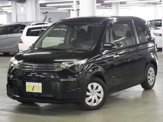 トヨタ スペイド Fスマートエントリーパッケージ 1オーナー純ナビ電動スライド