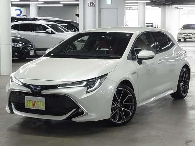 トヨタ ハイブリッドG Z 9インチSDナビ HUD ACC