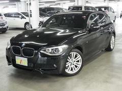 BMW116i Mスポーツ HDDナビ 17インチアルミ