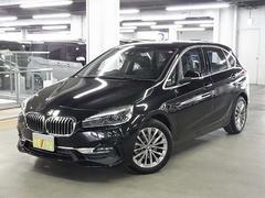 BMW218dアクティブツアラー ラグジュアリー ACC HUD