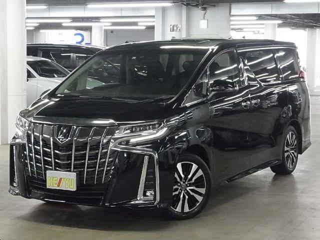 トヨタ S CパケJBL全方位ナビ後席モニターS/R3眼LED黒革