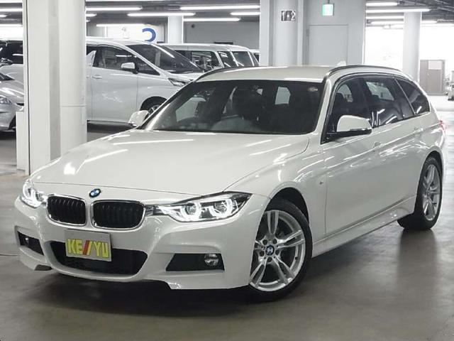 BMW 3シリーズ 320iツーリング Mスポーツ ドライビングアシスト ACC