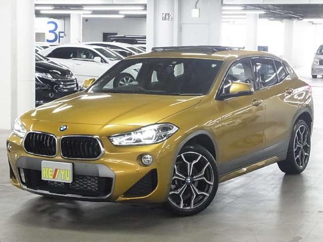 BMW xDrive 18d MスポーツX 4WD サンルーフ コンフォートパッケージ オートマチックテールゲート シートヒーター