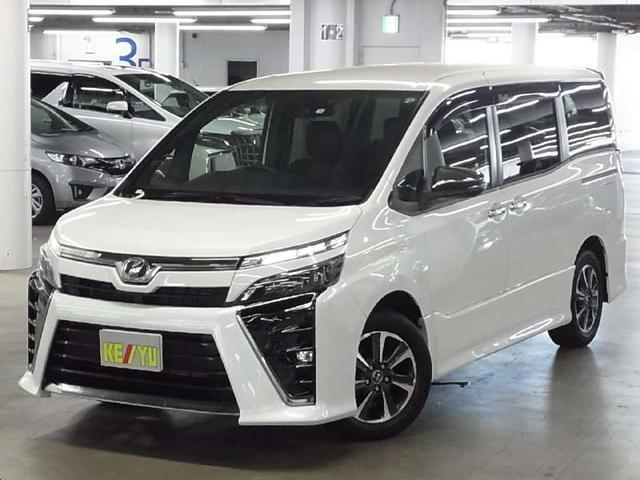 トヨタ ZS 煌 後期型 Toyota Safety Sense 純正SDナビ BTオーディオ バックカメラ ETC 両側パワースライドドア LEDヘッドライト フォグ クルーズコントロール 純正16アルミ