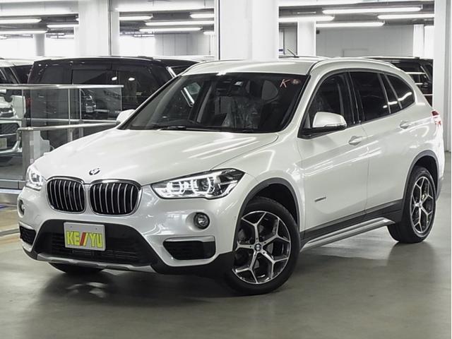 BMW sDrive 18i xライン インテリジェントセーフティ 車線逸脱警告 パワーバックドア シートヒーター レザーコンビシート パークアシスト クリアランスソナー iDrive バックカメラ BTオーディオ ミラー一体型ETC2.0
