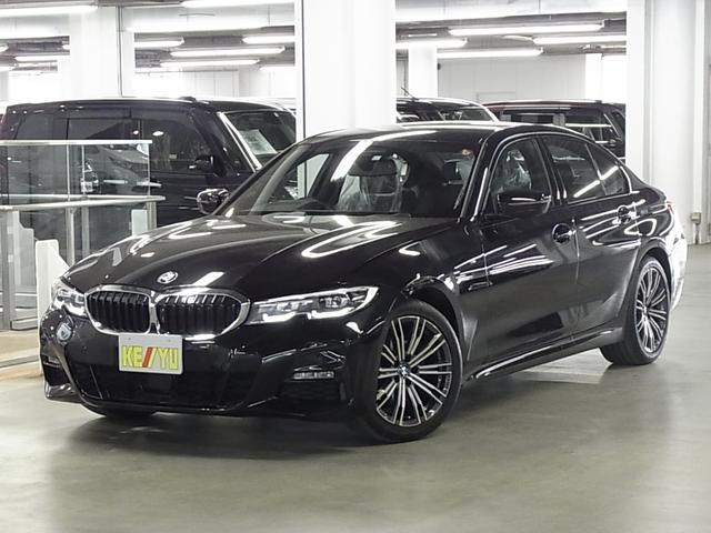 BMW 320d xDrive Mスポーツ 4WD ドライビングアシストプロフェッショナル パノラマビューモニター ワイヤレス充電 パワートランク シートヒーター アルカンターラ・センサテックコンビシート コンフォートパッケージ iDrive
