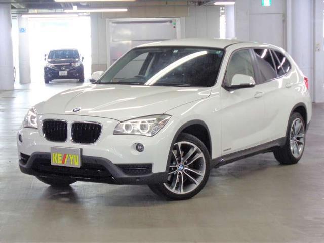 BMW sDrive 20i スポーツ クリアランスソナー iDrive バックカメラ BTオーディオ ミラー一体型ETC アイドリングストップ キセノン フォグ 純正18インチAW&ランフラットタイヤ 社外17インチAW&スタッドレス車載