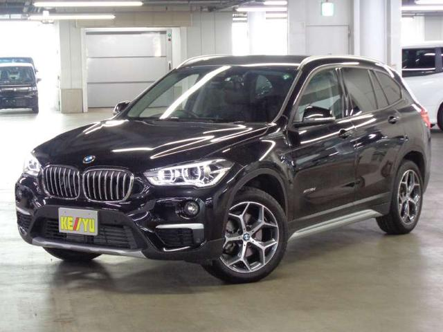 BMW xDrive 18d xライン 4WD 衝突軽減ブレーキ 前後ドラレコ iDrive バックカメラ BTオーディオ ミラー一体ETC コーナーセンサー パークアシスト パワーバックドア i-STOP ランフラット 車線逸脱警告 禁煙