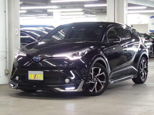 トヨタ G LEDエディション 特別仕様車 モデリスタフルエアロ 上級ファブリック・本革シート シートヒーター 純正9型SDナビ バックカメラ 100V電源 衝突被害軽減ブレーキ ソナー レーダークルーズ オートマチックハイビーム
