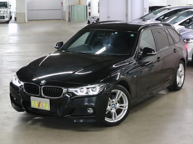 BMW 320iツーリング Mスポーツ 後期 インテリジェントセーフティ アクティブクルーズコントロール 前後ドラレコ パワーバックドア HUD BSM iDrive バックカメラ ETC リアパーキングセンサー パドルシフト LEDライト