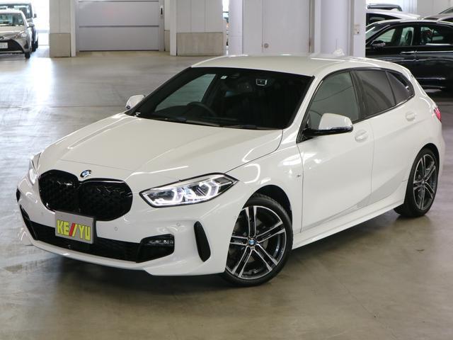 BMW 118i Mスポーツ iDriveナビパッケージ・コンフォートパッケージ ヘッドアップD 電動シート BSM アクティブクルーズ パワーバックドア パークアシスト 前後ドラレコ