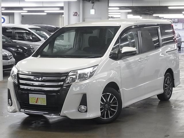 トヨタ ノア Si 両側電動スライド SDナビ バックカメラ ETC