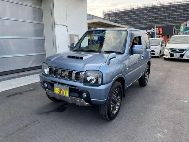 スズキ クロスアドベンチャー 4WD ETC ワンセグ ナビ&TV ETC ハーフレザーシート 背面タイヤ ダブルエアバッグ ABS 保証書あり