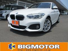 BMW*118d_Mスポーツ