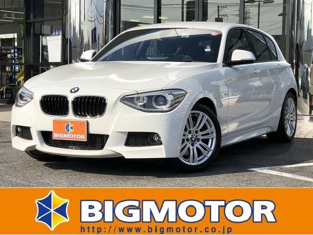 BMW 116i_Mスポーツ