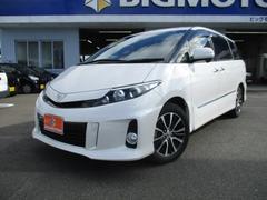 エスティマ4WD/アエラスプレミアムエディション