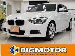 BMW116i_Mスポーツ
