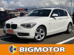 BMW116iスポーツ